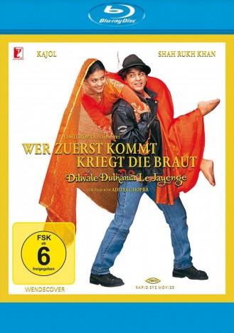 Wer zuerst kommt, kriegt die Braut (Blu-ray)