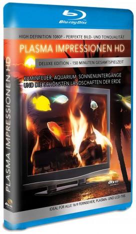 Plasma Impressionen - Vol. 01 (Blu-ray)