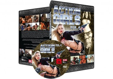 Actiongirls - Vol. 04 (DVD)