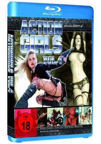 Actiongirls - Vol. 04 (Blu-ray)