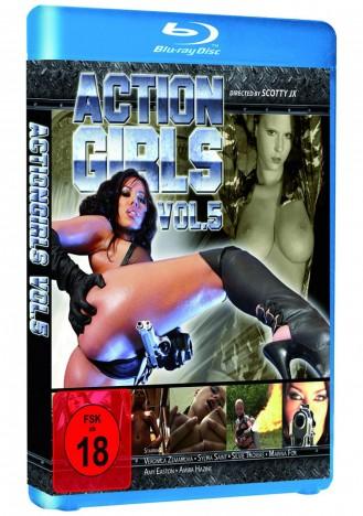 Actiongirls - Vol. 05 (Blu-ray)