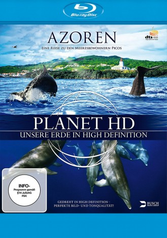 Planet HD - Unsere Erde in High Definition - Azoren (Blu-ray)