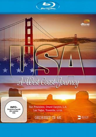 USA - A West Coast Journey (Blu-ray)
