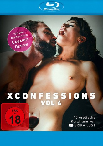 XConfessions 4 (Blu-ray)