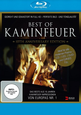 Best of Kaminfeuer - 10th Anniversary Edition (Blu-ray)
