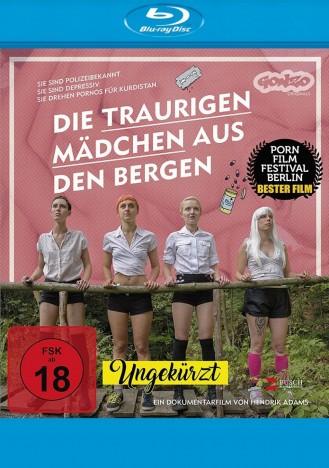 Die traurigen Mädchen aus den Bergen (Blu-ray)