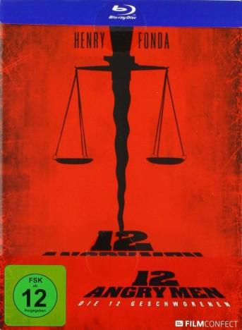 Die 12 Geschworenen - Mediabook (Blu-ray)
