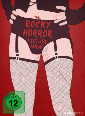The Rocky Horror Picture Show - Mediabook (Blu-ray)
