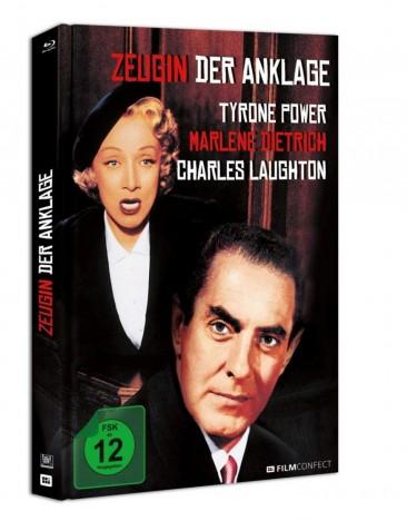 Zeugin der Anklage - Mediabook (Blu-ray)
