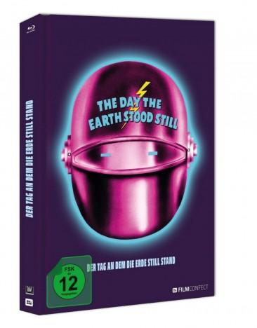 Der Tag, an dem die Erde still stand - Mediabook (Blu-ray)