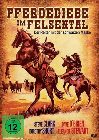 Pferdediebe im Felsental (DVD)