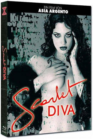 Scarlet Diva - Limited Collector's Edition / Cover C (Blu-ray)