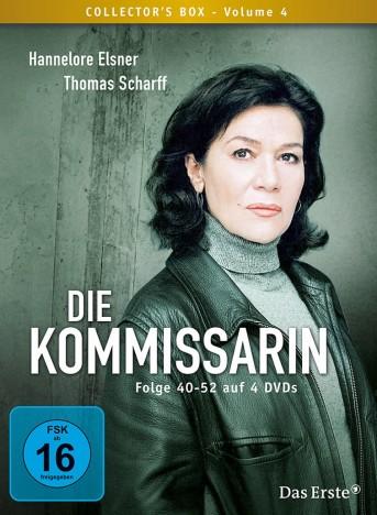 Die Kommissarin - Vol. 4 (DVD)