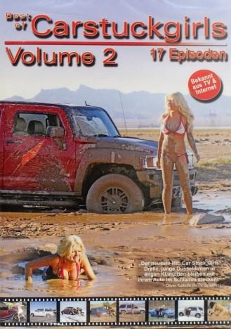 Carstuckgirls - Vol. 02 (DVD)