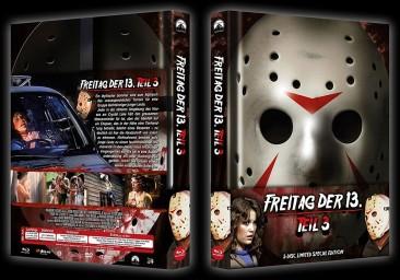 Freitag Der 13 Teil 3 Limited Special Edition Blu Ray