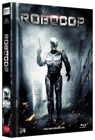 RoboCop - Limited Director's Cut / Cover B (Blu-ray)