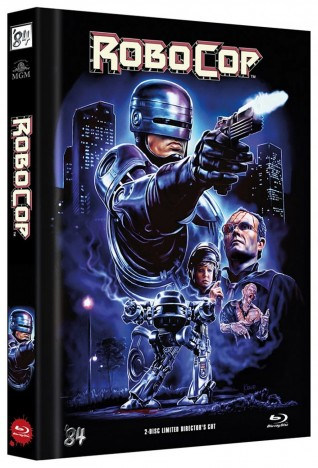 RoboCop - Limited Director's Cut / Cover D (Blu-ray)