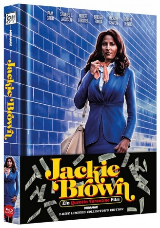 Jackie Brown - Limited Collector's Edition (Blu-ray)