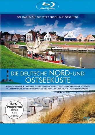 Die deutsche Nord- und Ostseeküste - So haben Sie die Welt noch nie gesehen (Blu-ray)