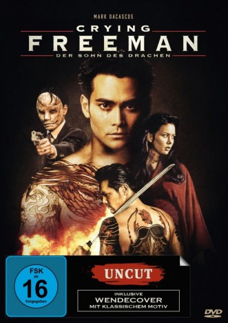 Crying Freeman - Der Sohn des Drachen (DVD)