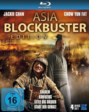Asia Blockbuster Edition (Blu-ray)