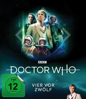 Doctor Who - Fünfter Doktor - Vier vor Zwölf (Blu-ray)
