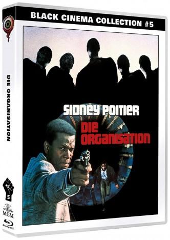Die Organisation - Black Cinema Collection #05 (Blu-ray)