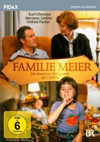 Familie Meier - Pidax Serien-Klassiker (DVD)