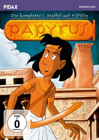 Papyrus - Pidax Animation  / Staffel 1 (DVD)