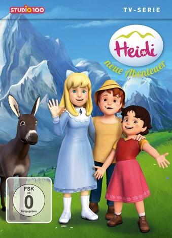 Heidi - CGI / Staffel 2 / DVD 1 (DVD)
