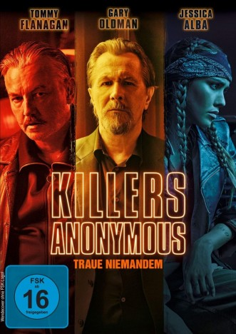 Killers Anonymous - Traue niemandem (DVD)