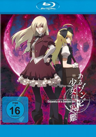 Calamity of a Zombie Girl (Blu-ray)