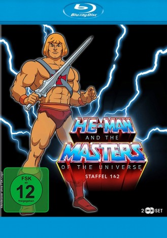 He-Man and the Masters of the Universe - Staffel 1+2 (Blu-ray)
