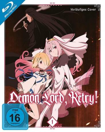 Demon Lord, Retry! - Vol. 1 / Episode 1-4 (Blu-ray)