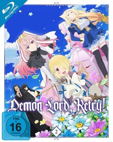Demon Lord, Retry! - Vol. 2 / Episode 5-8 (Blu-ray)