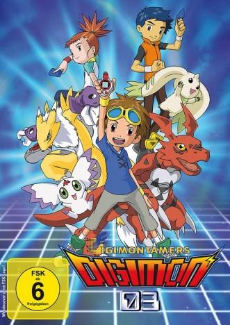 Digimon Tamers - Die komplette Serie / Episode 1-51 (DVD)