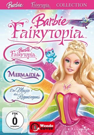Barbie Fairytopia Collection Dvd