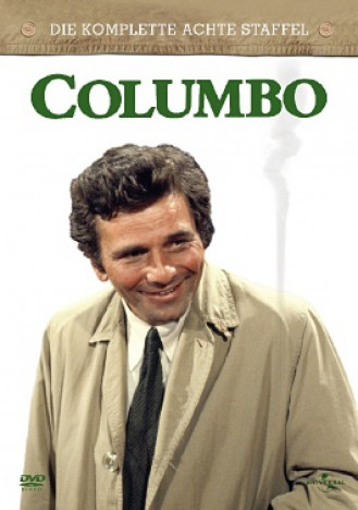 Columbo - Season 8 (DVD)