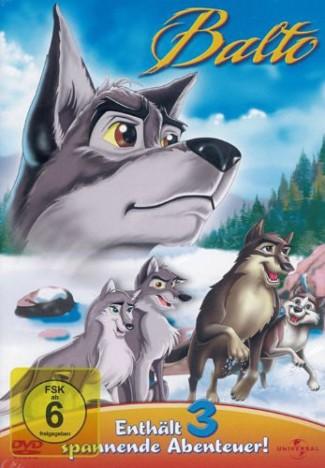 Balto 1-3 (DVD)