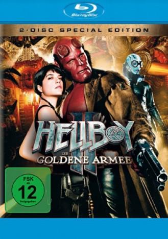 Hellboy II - Die goldene Armee - 2-Disc Special Edition (Blu-ray)