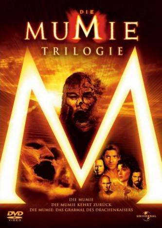 Die Mumie Trilogie - Amaray (DVD)