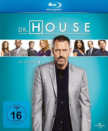 Dr. House - Season 6 (Blu-ray)