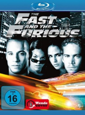the fast and the furious blu ray. Black Bedroom Furniture Sets. Home Design Ideas