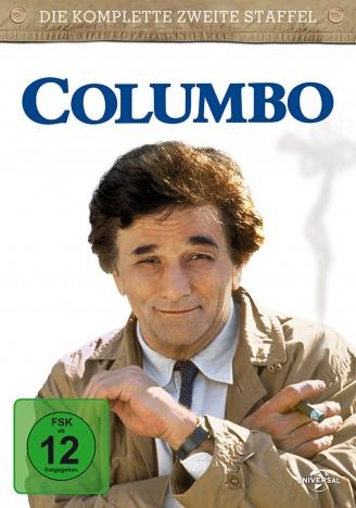 Columbo - Season 2 / Amaray (DVD)