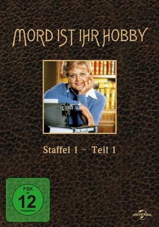 Mord ist ihr Hobby - Season 1 / Vol. 1 / Amaray (DVD)