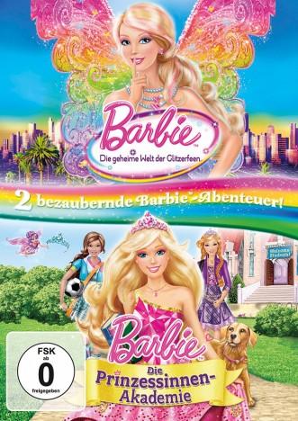 Barbie - Die geheime Welt der Glitzerfeen & Die Prinzessinnen-Akademie (DVD)