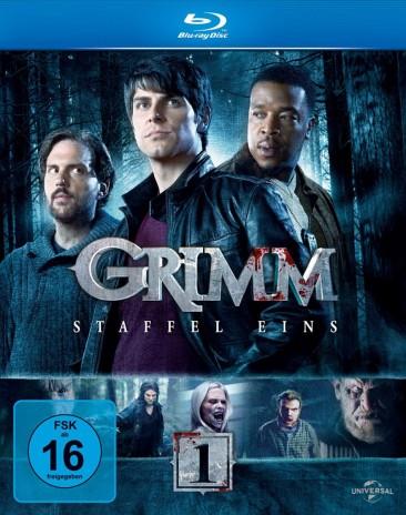 Grimm - Staffel 01 (Blu-ray)