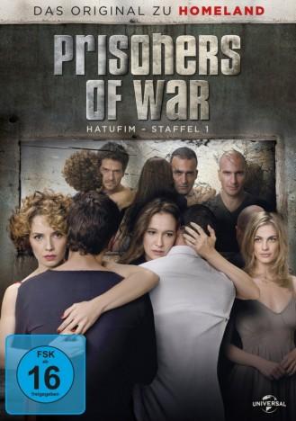 Prisoners of War - Hatufim - Staffel 01 (DVD)
