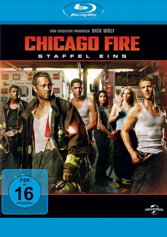 Chicago Fire - Staffel 01 (Blu-ray)