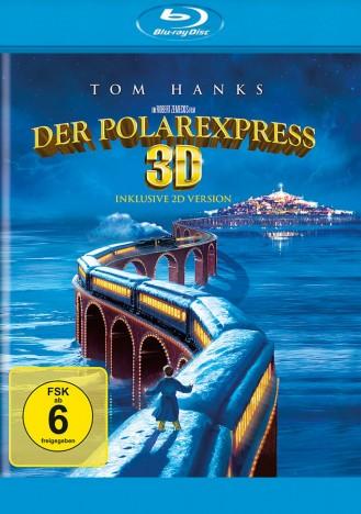 Der Polarexpress 3D - Blu-ray 3D + 2D / 2. Auflage (Blu-ray)